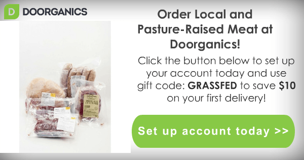 Pasture Raised Meat